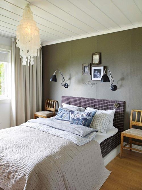 Landelijke rustieke slaapkamer uit Noorwegen  Slaapkamer ideeën