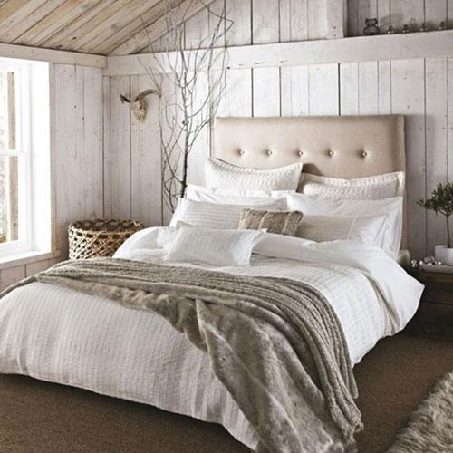 Landelijke slaapkamer accessoires slaapkamer idee n - Decoratie kamer slapen schilderij ...