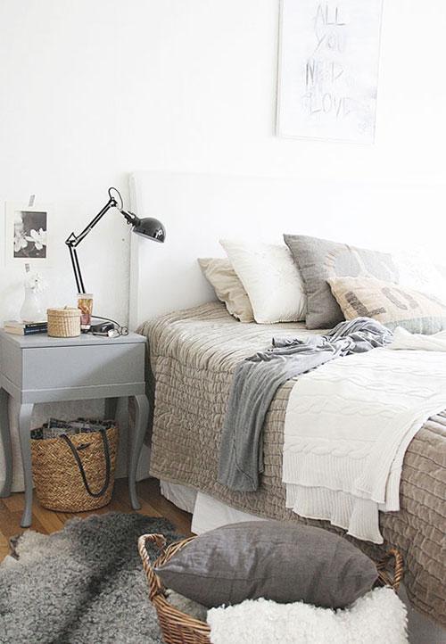 landelijke slaapkamer accessoires | slaapkamer ideeën, Deco ideeën