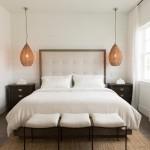 Landelijke slaapkamer door Centro Stile