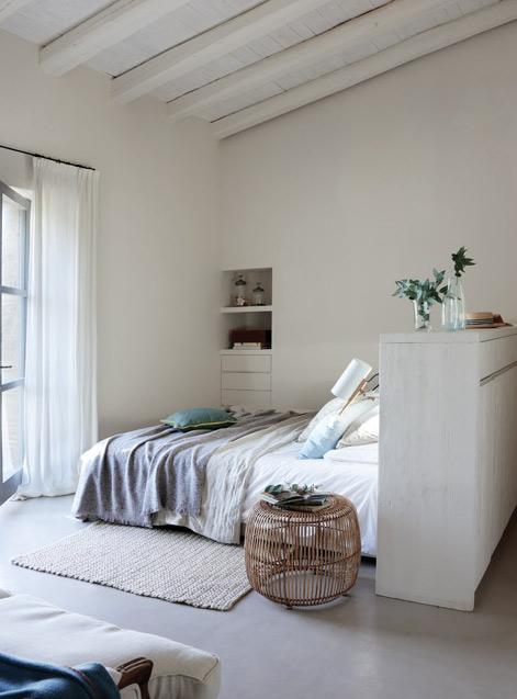 landelijke-slaapkamer-in-spaanse-villa