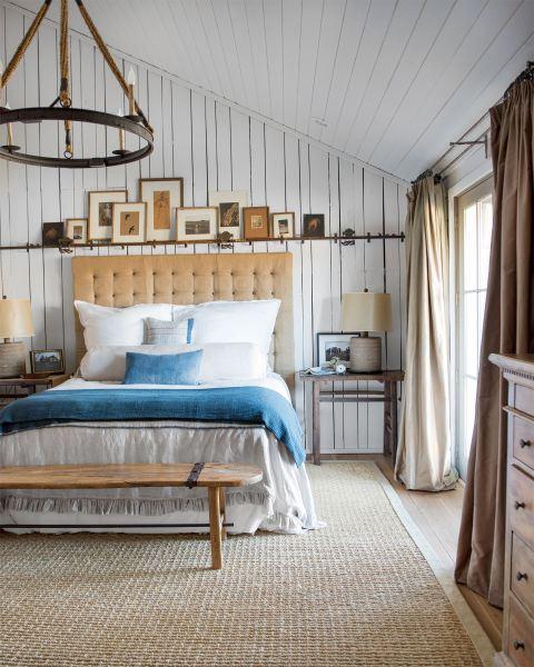 slaapkamer » slaapkamer ideeen cottage - inspirerende foto's en, Deco ideeën