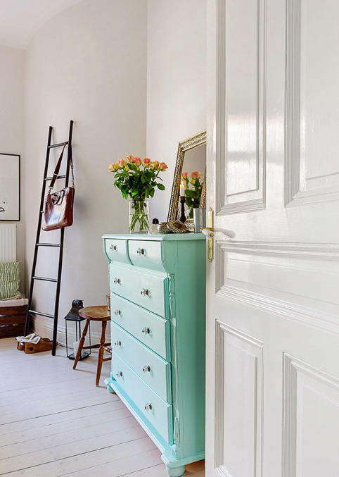 Slaapkamer scandinavisch eenkamerappartement slaapkamer idee n - Decoratie voor slaapkamer ...