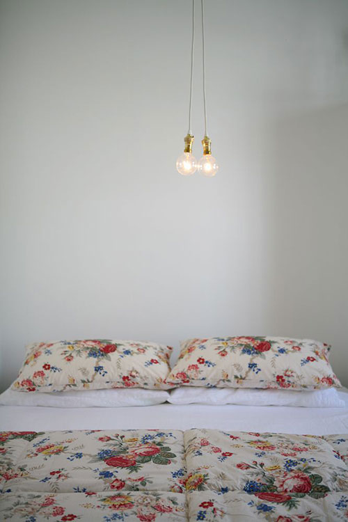 Slaapkamer verlichting ideeën  Slaapkamer ideeën