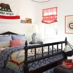 Leuke landelijke slaapkamer