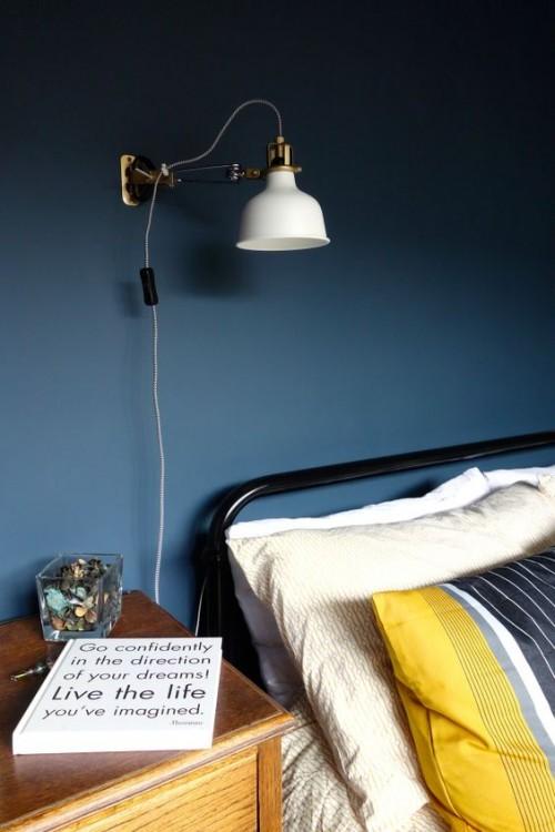Welk licht gebruik je op je slaapkamer?  Slaapkamer ideeën