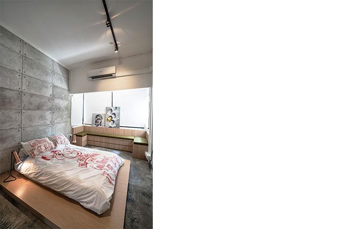 loft-slaapkamer-met-een-japans-bed