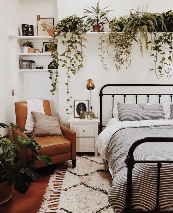 Luchtzuiverende planten voor in de slaapkamer