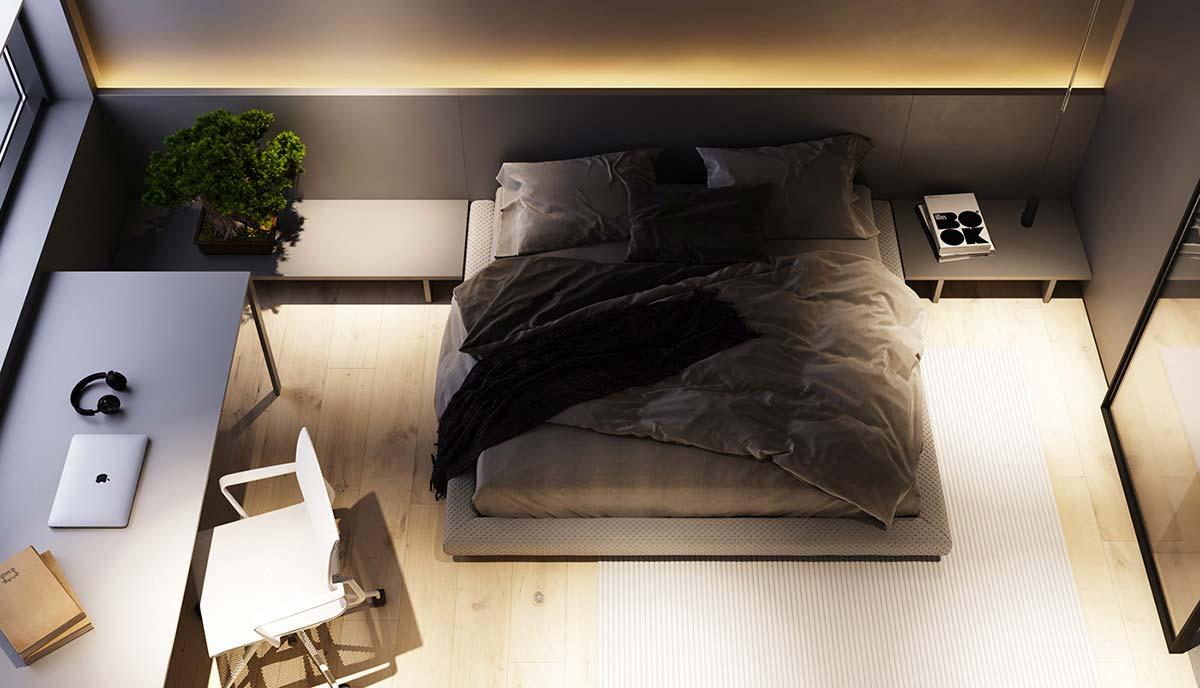 luxe led verlichting slaapkamer