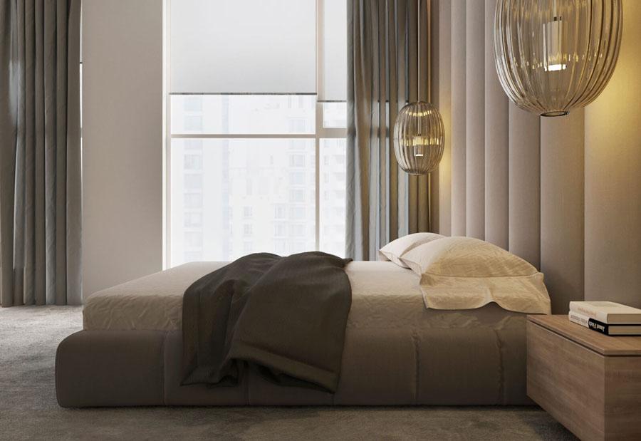 Slaapkamer Ideeen Modern : Slaapkamer ideeën