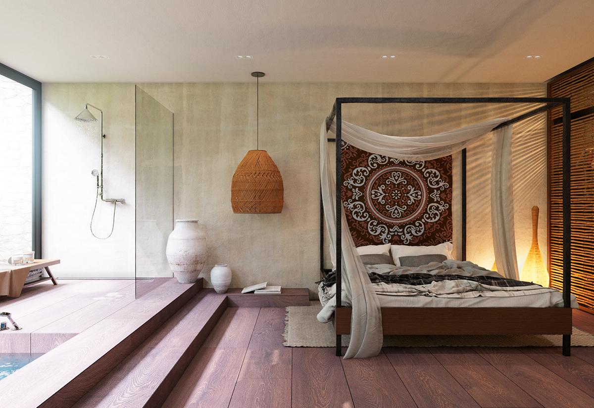luxe-slaapkamer-badkamer-suite-in-een-aziatisch-tintje