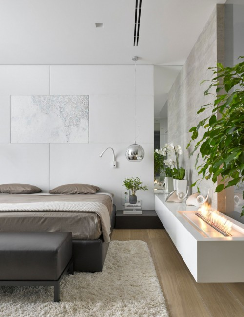 Pin Slaapkamer Ideeà «n Met Bad on Pinterest