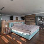 Luxe slaapkamer met penthouse Ecopark