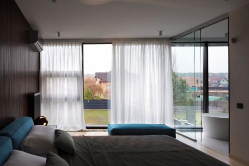 Luxe slaapkamer door Sergey Makhno