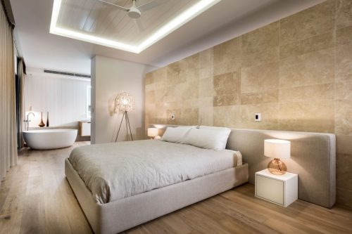 Luxe slaapkamer door Weststyle Design & Development