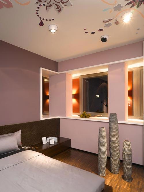 Roze slaapkamer accessoires : vrouwelijke slaapkamer Witte slaapkamer ...