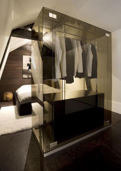 Luxe zolder slaapkamer  Slaapkamer ideeën