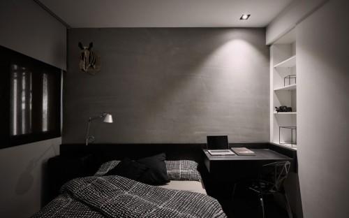 Maatwerk in een kleine slaapkamer