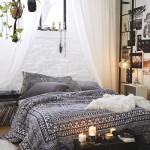 Magische slaapkamer van Urban Outfitters