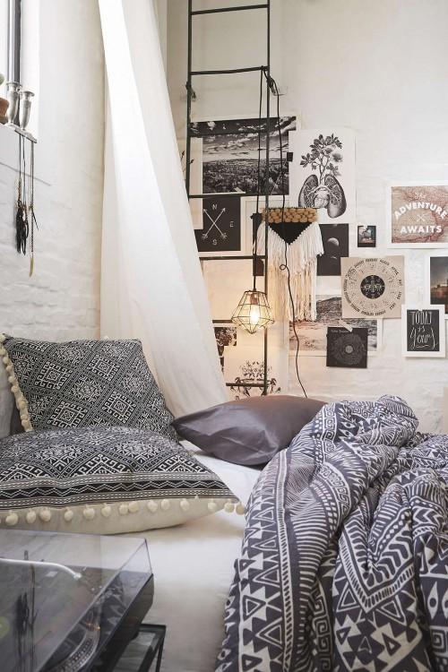 Magische slaapkamer van Urban Outfitters  Slaapkamer ideeën