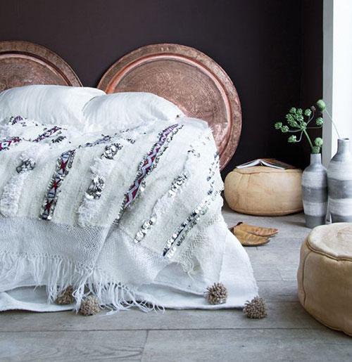 Marokkaanse slaapkamer | Slaapkamer ideeën
