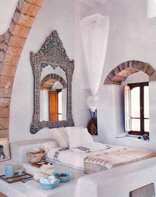 Marokkaanse slaapkamer  Slaapkamer ideeën