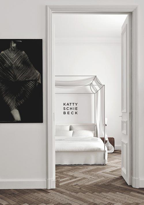 Minimalistische romantische slaapkamer slaapkamer idee n - Romantische slaapkamer ...