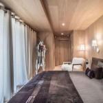 Moderne chalet slaapkamers