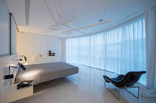 Moderne designhotel ge u00efnspireerde slaapkamer   Slaapkamer idee u00ebn