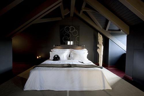 Slaapkamer Inspiratie Bruin : ... intieme slaapkamer van Aquapura ...