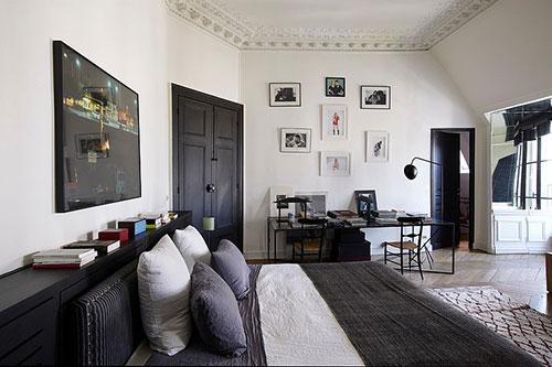 moderne romantische slaapkamer | slaapkamer ideeën, Deco ideeën