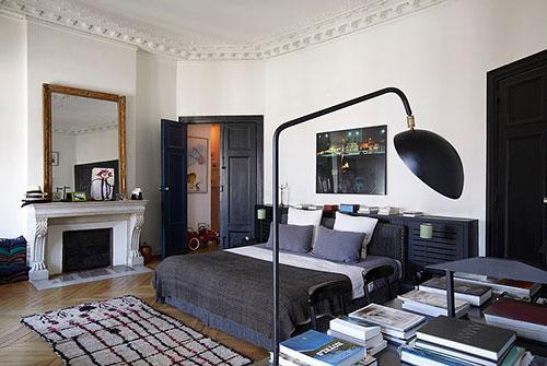 Moderne Romantische slaapkamer