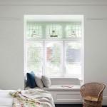 Moderne slaapkamer met authentieke details