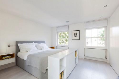 Moderne slaapkamers met inbouwkasten  Slaapkamer ideeën