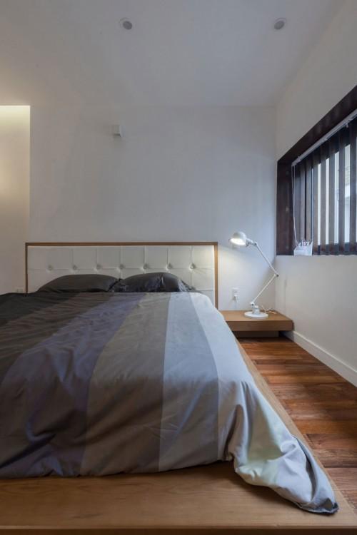 Moderne slaapkamer door Landmak Architecture