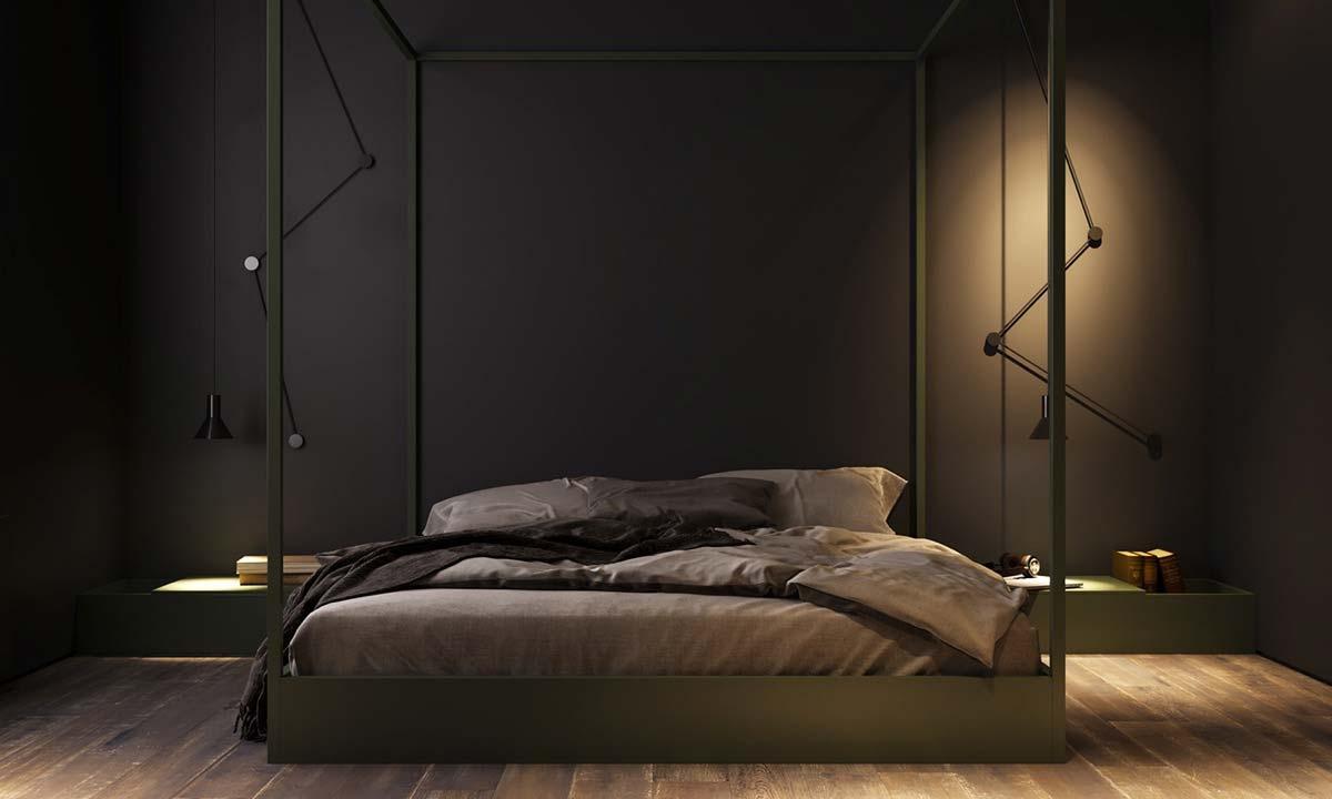 moderne slaapkamer led verlichting