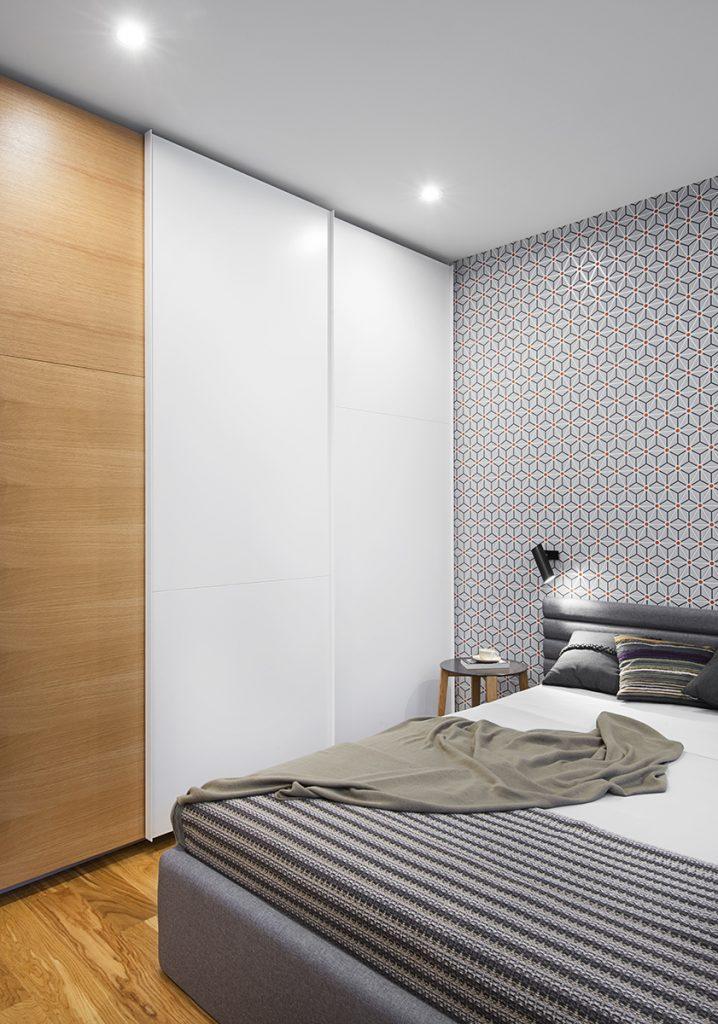 Slaapkamer idee n - Grafisch behang ...