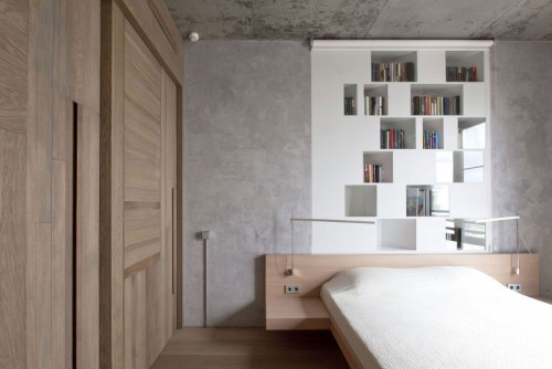 Moderne slaapkamer door ontwerpers M17