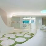 Mooi modern slaapkamer ontwerp