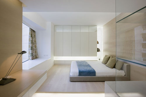 Mooi modern slaapkamer ontwerp  Slaapkamer ideeën
