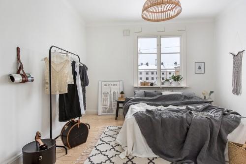 Scandinavische Slaapkamer Ideeen : Een scandinavisch tintje voor je slaapkamer abitaz