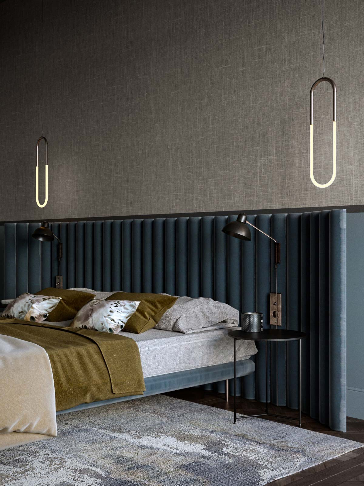 mooie led lampen slaapkamer