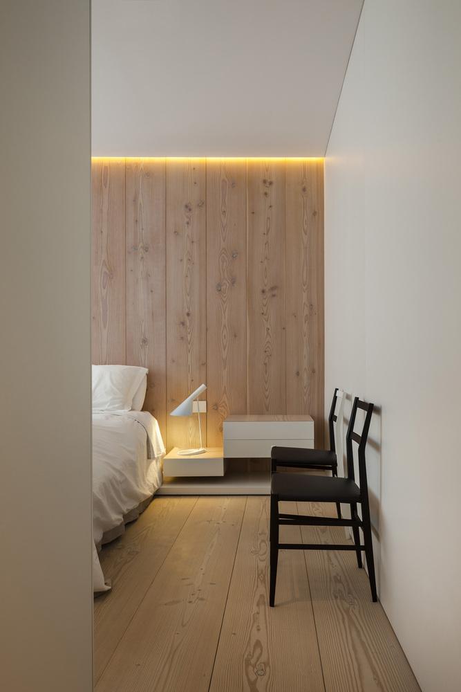Mooie moderne slaapkamer in Sevilla