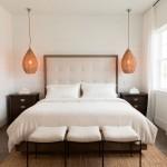 Mooie nette slaapkamer