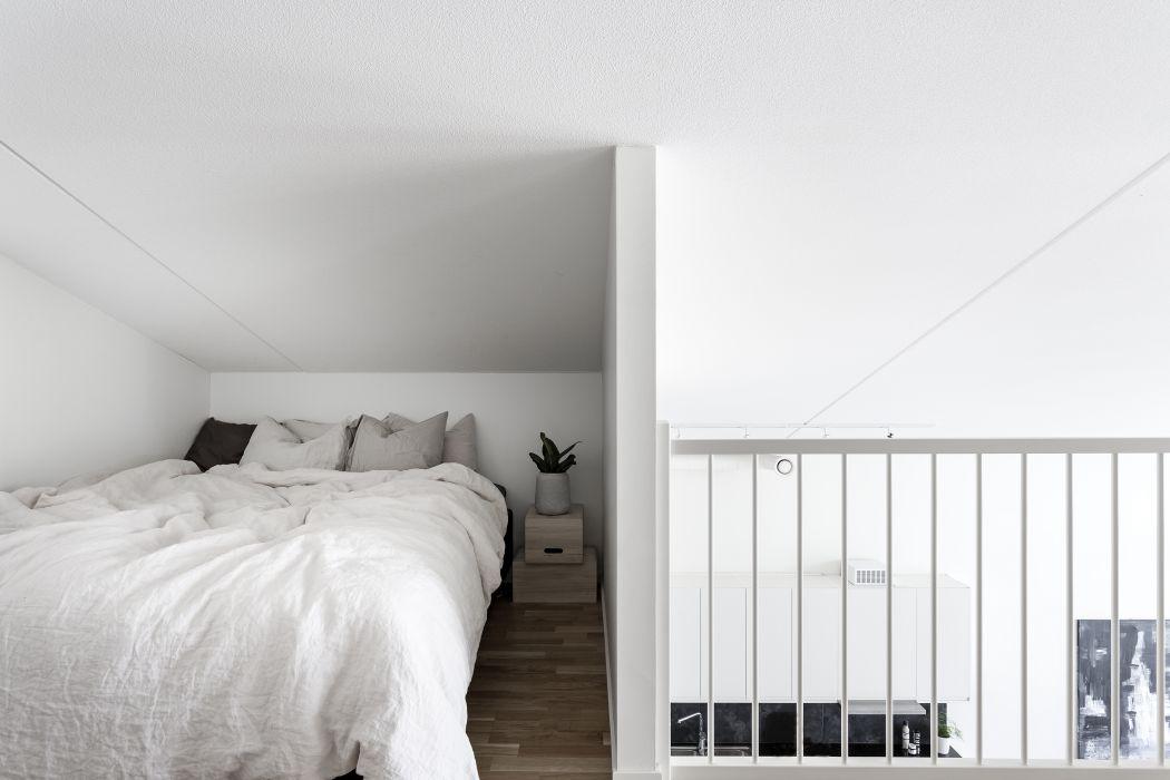 Mooie scandinavische mezzanine slaapkamer slaapkamer idee n - Kind mezzanine slaapkamer ...