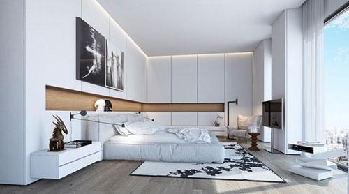 Luxe Slaapkamer Ideeen : Mooie slaapkamer ideeën van Ando Studio ...