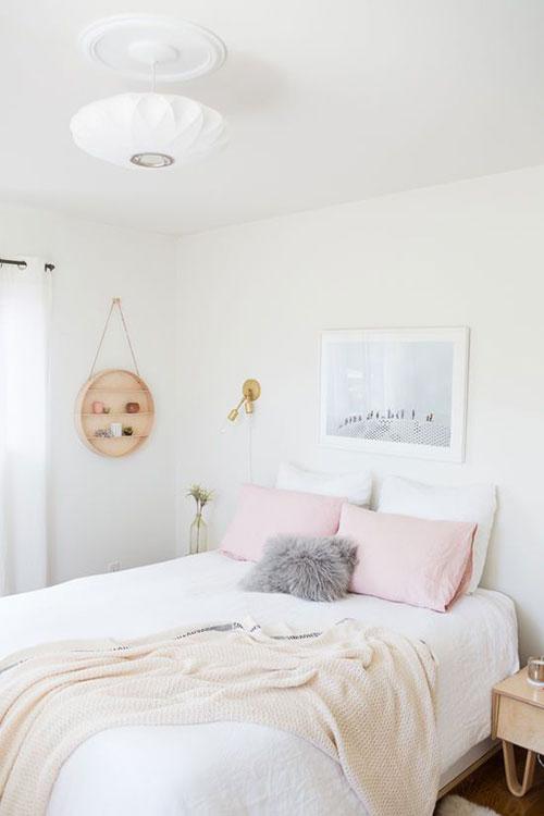 Mooie slaapkamer inrichten