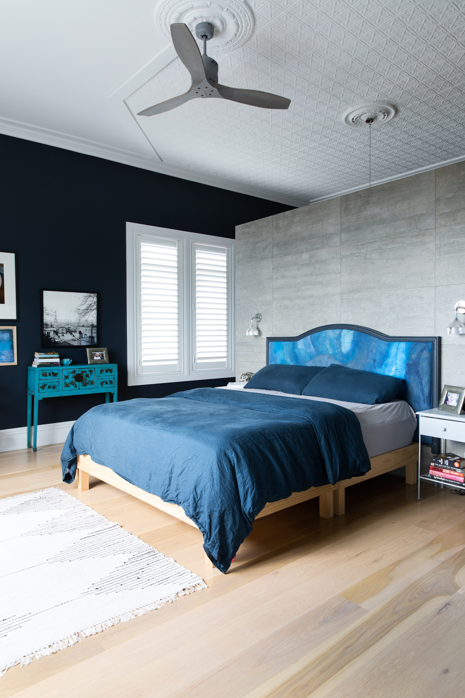 Mooie slaapkamer met luxe en suite badkamer | Slaapkamer ideeën