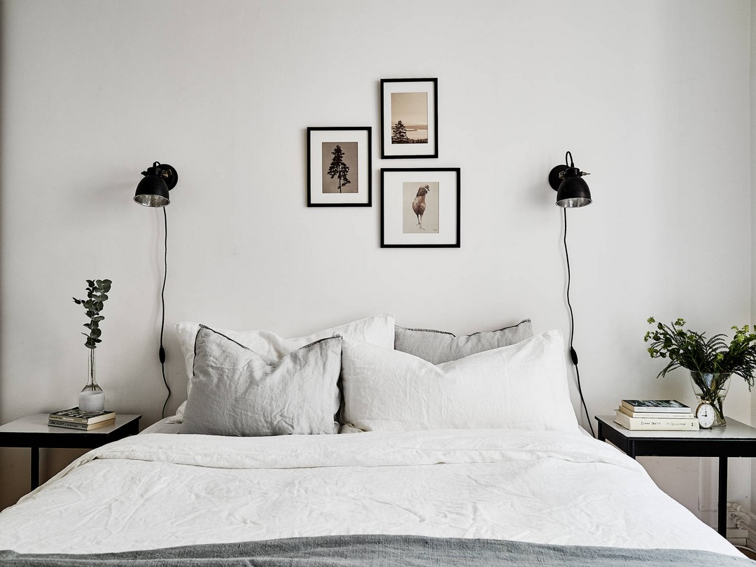 Muurdecoratie Slaapkamer ~ Referenties op Huis Ontwerp, Interieur ...