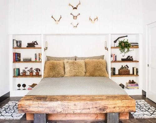 Natuurlijke Kleuren Slaapkamer : Natuurlijke slaapkamers van ...